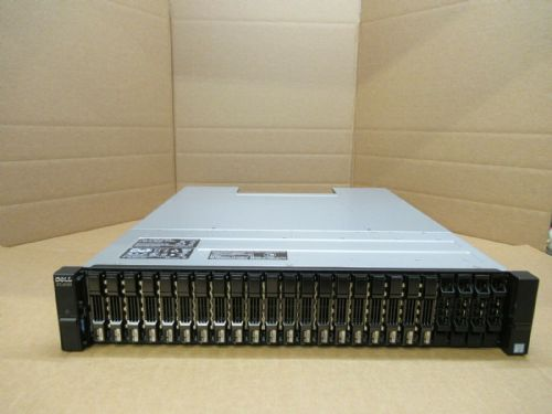 Dell SCv2020 Storage System 20x 600GB 15K HDD +2x 10G-ISCSI-2 Type B Controllers